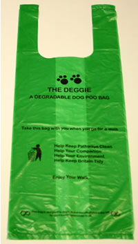 Biodegradable Dog Poo Bags For Food Waste